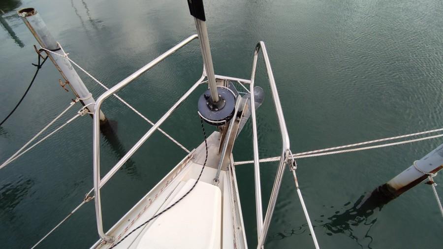 BENETEAU OCEANIS 393 CLIPPER - 9