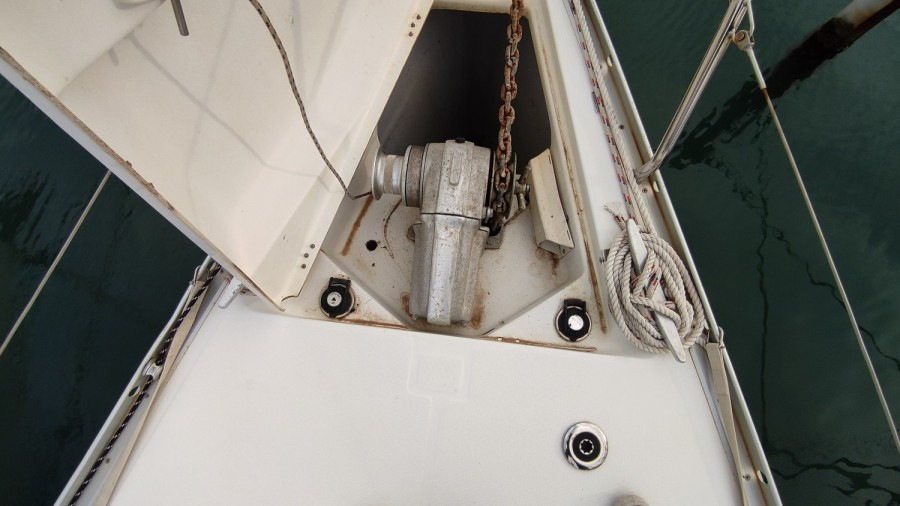 BENETEAU OCEANIS 393 CLIPPER - 10