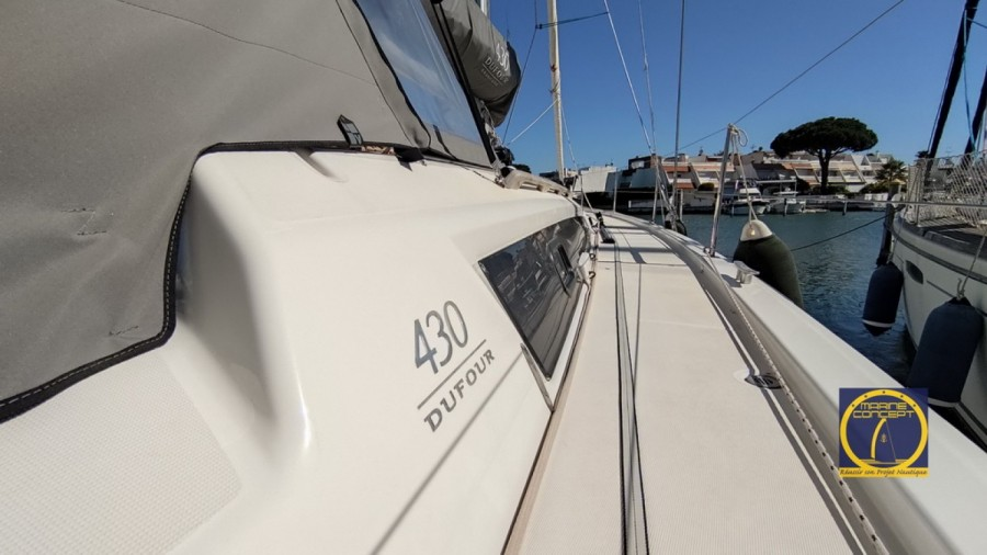 DUFOUR 430 GRAND LARGE - 40