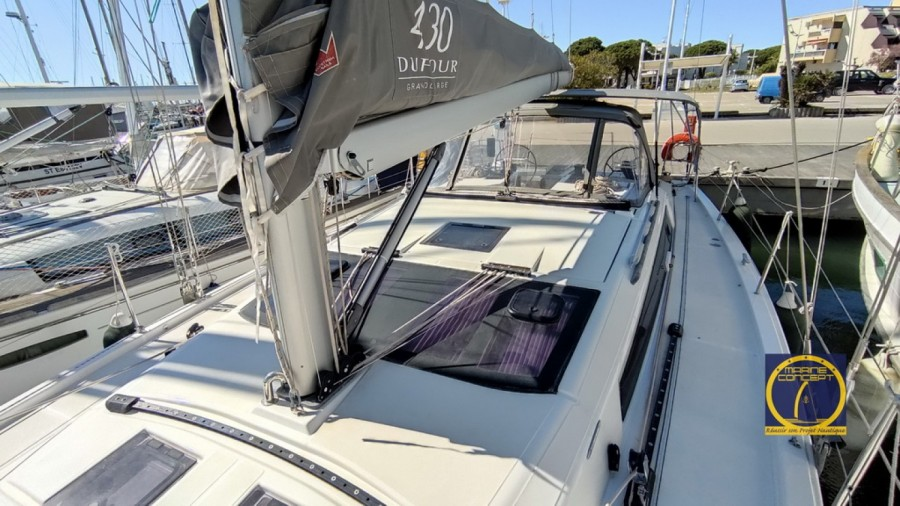 DUFOUR 430 GRAND LARGE - 43