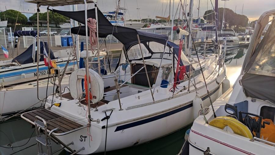 GIBERT MARINE GIB SEA 28 - 4